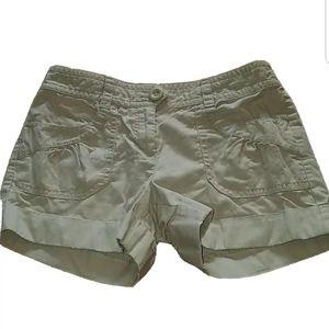 Loft ann Taylor Shorts Women Size 4 Original Beige